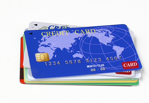 クレジットカードを自分の名義で作る